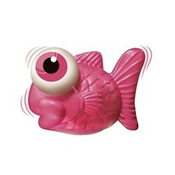 Big Teaze Toys | I Rub My Fishie Pink | Waterproof Vibrator