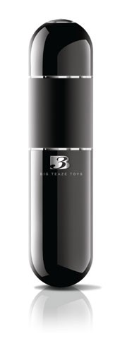 Big Teaze Toys | B3 Onye Mini Vibrator Black