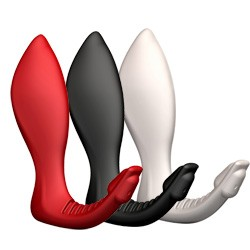 Little Su Natural Dildo | Red, Black or White