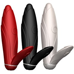 Little Su Tulip Vibrator | Small | Red, Black or White