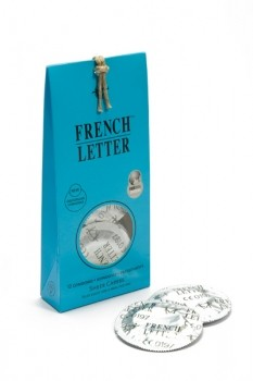 French Letter Fair Trade Condoms Sheer Caress