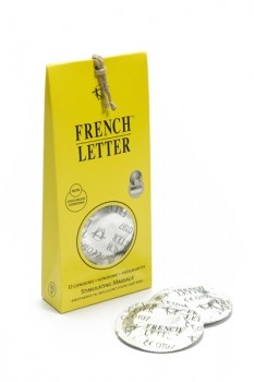 French Letter Fair Trade Condoms Stimulating Massage x12
