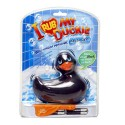 Big Teaze Toys | I Rub My Duckie Black | Waterproof Vibrator